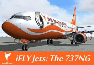 iFly B737 NG já disponível
