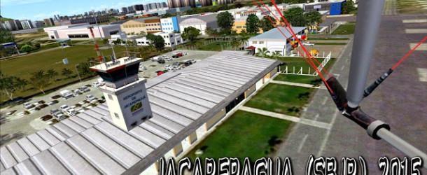 Cenario de Jacarepagua – SBJR – FSX
