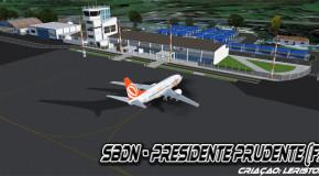 AEROPORTO DE PRESIDENTE PRUDENTE – SBDN – FSX