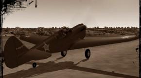 Pintura FAB P-40