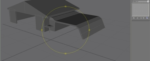 Tutorial Modelagem Gmax – Hangar Básico